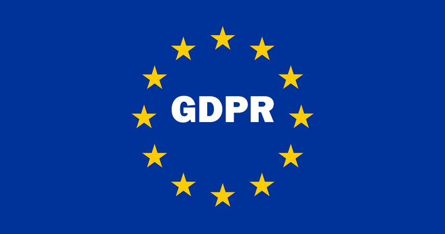 The GDPR law is now officially effective since the 25th of May 2018