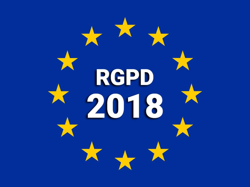 La loi RGPD est entrée en vigueur le 25 mai 2018